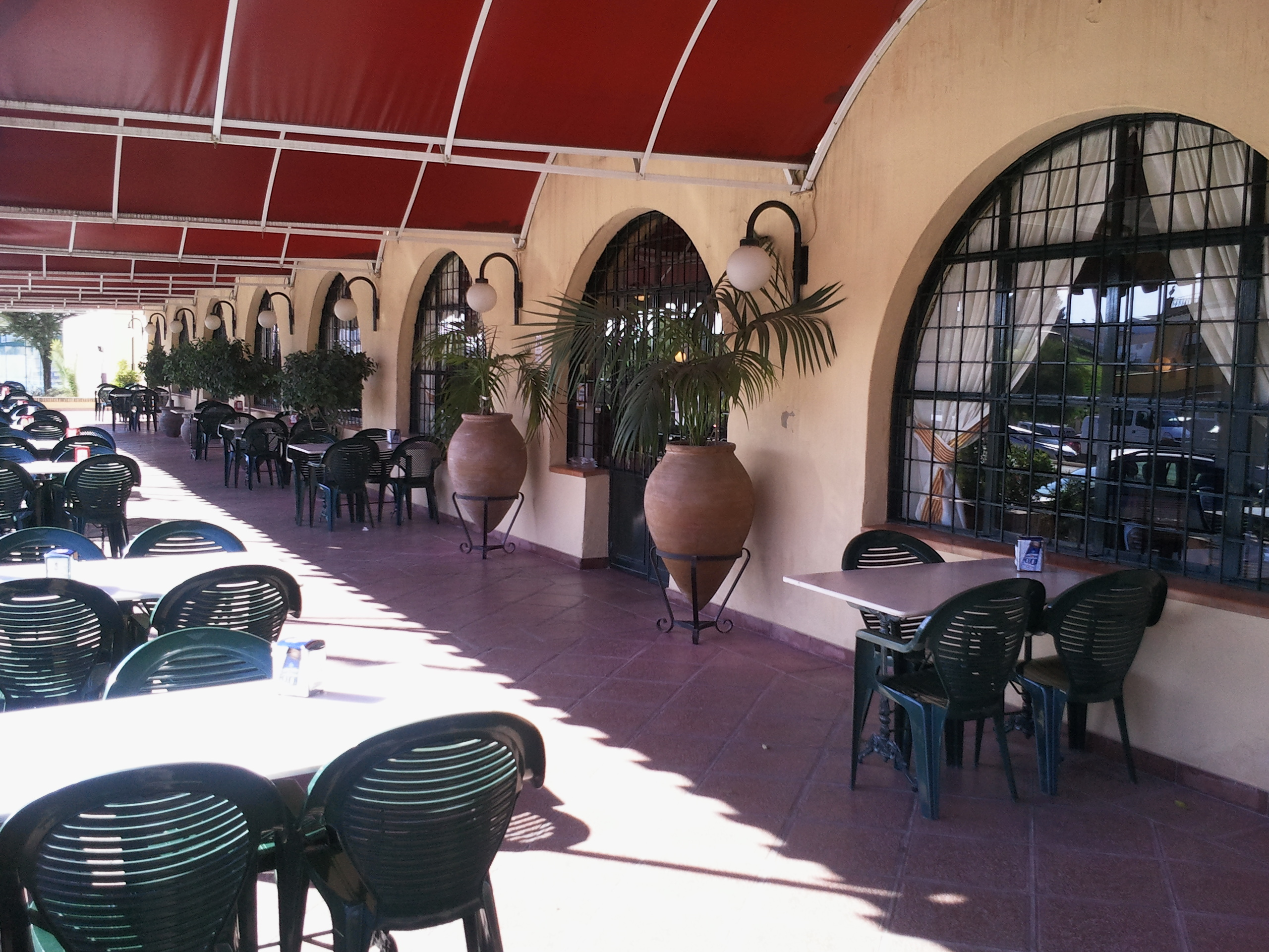 Exteriores Restaurante