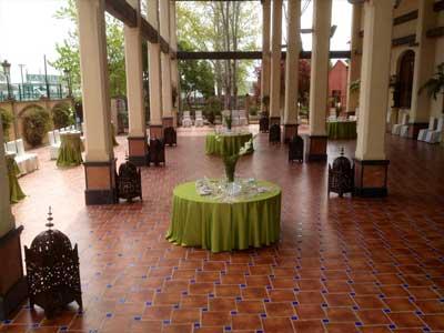 Hotel Castillo Montemayor