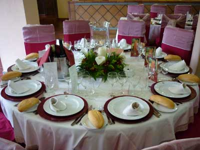 Restaurante Castillo Montemayor